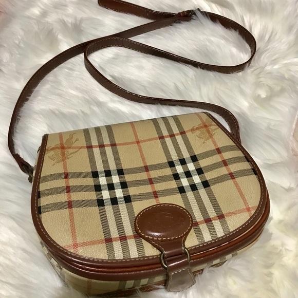 c96d4aef85a Burberry Bags | Vintage Berburry Sling Bag | Poshmark